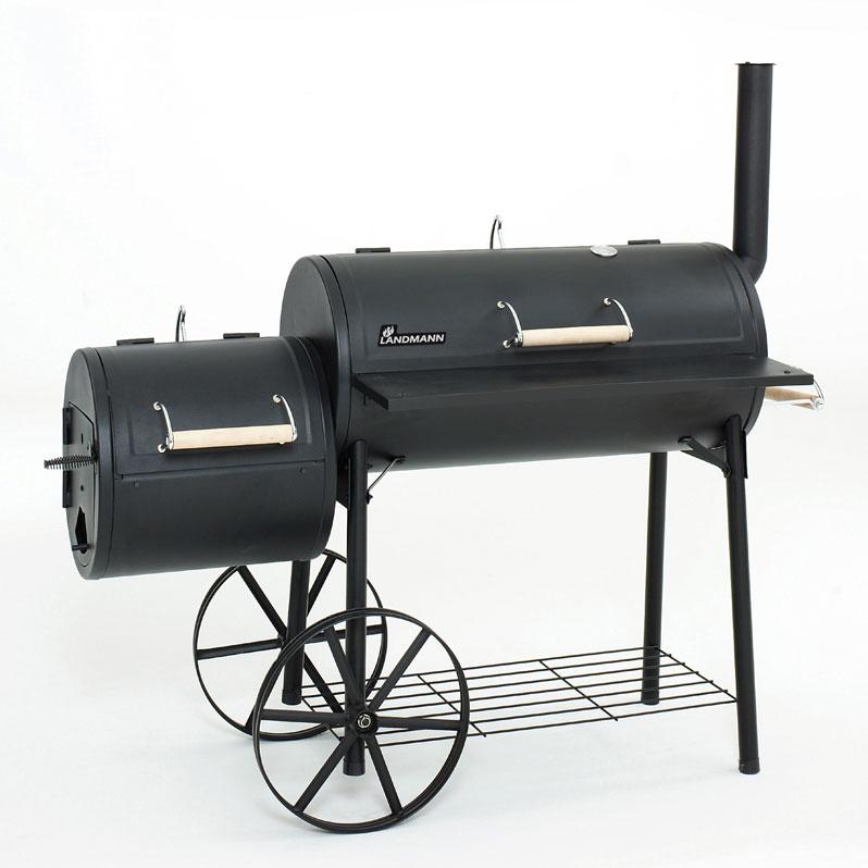 landmann xxl grill lok bbq grill smoker holzkohlegrill heimwerken und garten grillen grills. Black Bedroom Furniture Sets. Home Design Ideas