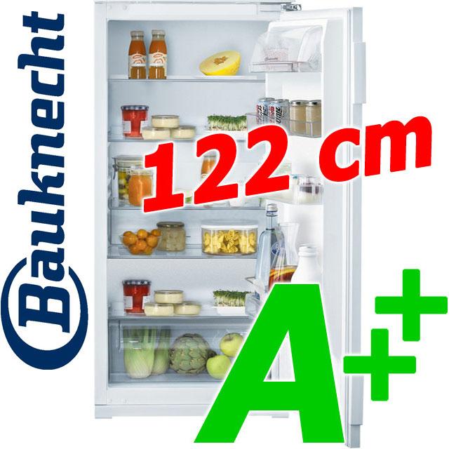 Bauknecht 122 Cm Vollraum Einbau Kuhlschrank A Integrierbar Leise