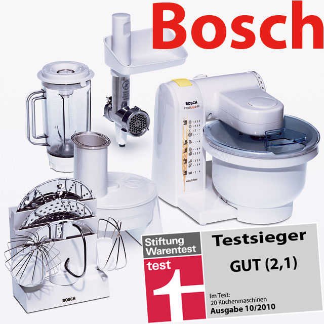 bosch mum 4655 eu k chenmaschine mixer neu testsieger fleischwolf 550 watt neu. Black Bedroom Furniture Sets. Home Design Ideas