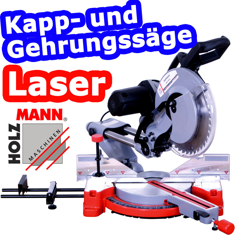 holzmann kap 305 jl laser zug kapp gehrungss ge kapps ge zugs ge zugfunktion ebay. Black Bedroom Furniture Sets. Home Design Ideas