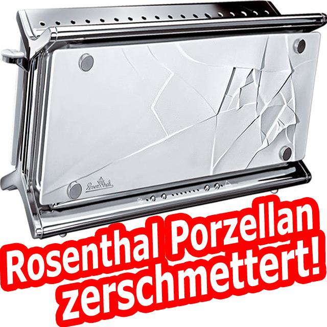 russell hobbs rosenthal porzellan designer langschlitz toaster wei edelstahl ebay. Black Bedroom Furniture Sets. Home Design Ideas
