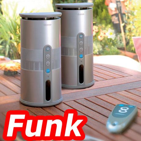 vivanco chs 5500 outdoor funk lautsprecher funk boxen ebay. Black Bedroom Furniture Sets. Home Design Ideas