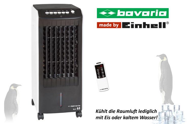 bavaria by einhell mobiler raum luft k hler klima rauml fter ger t ventilator ebay. Black Bedroom Furniture Sets. Home Design Ideas
