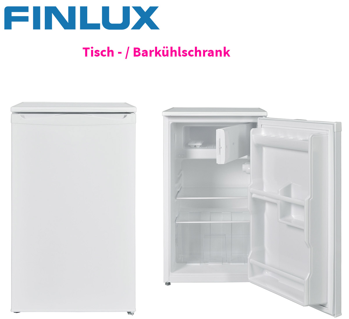 finlux a stand tisch mini bar hotel k hlschrank kleink hlschrank gefrierfach ebay. Black Bedroom Furniture Sets. Home Design Ideas