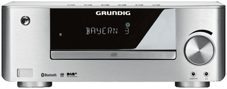 grundig m 2300 dab mini design stereo anlage hifi system. Black Bedroom Furniture Sets. Home Design Ideas