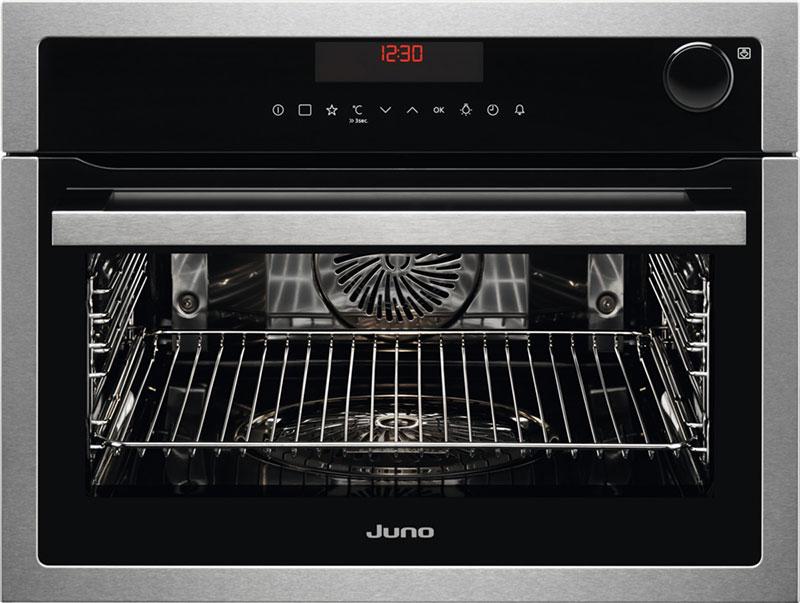 Juno 944066180 JBKD011D5 Edelstahl Einbau-Dampfgarer mit