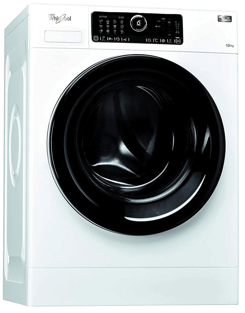 whirlpool by bauknecht a 12 kg direktantrieb waschmaschine waschvollautomat ebay. Black Bedroom Furniture Sets. Home Design Ideas